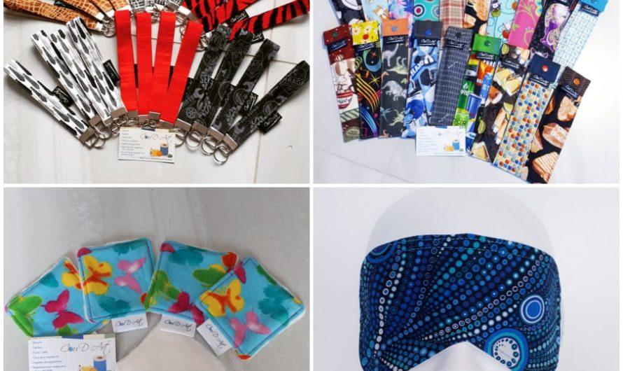 Coudart; création d'accessoires et de produits réutilisables